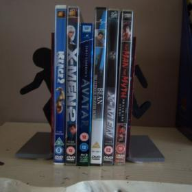 Portal Bookends (Or Game-Ends/DvD-Ends)